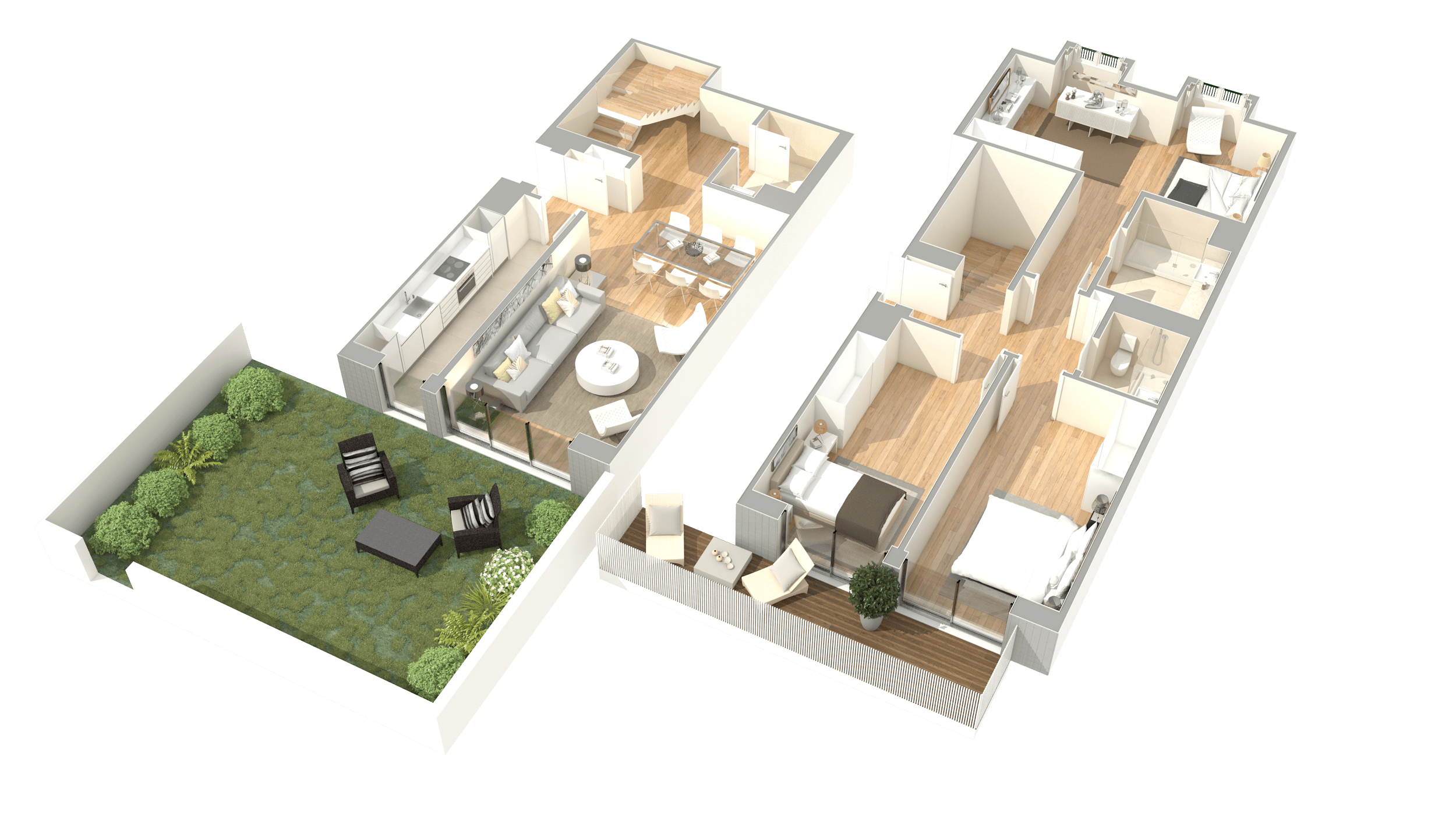 T3 Duplex – Fracção I