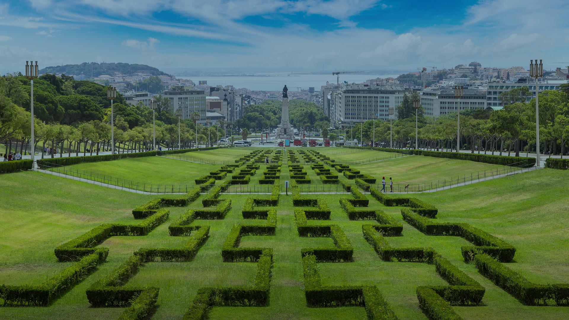 Lisboa<br>das 7 colinas